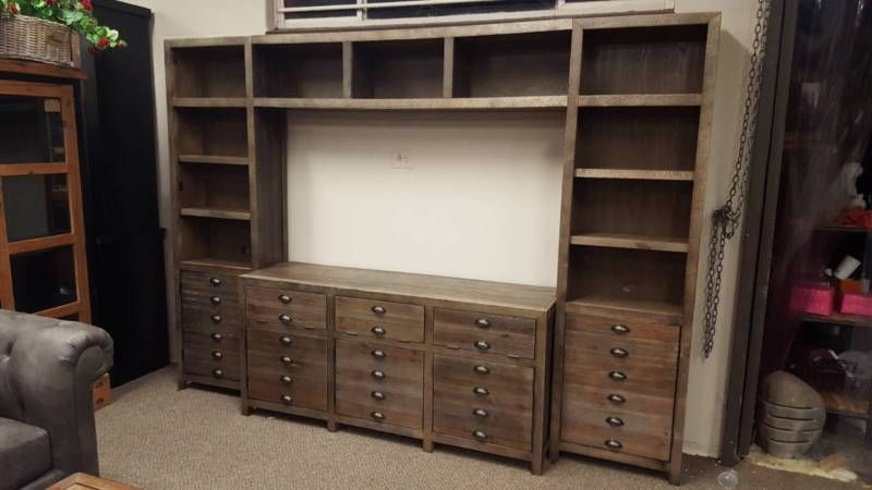 For the games room? Tv Wall unit PerFurEmp   Entertainment & TV ...