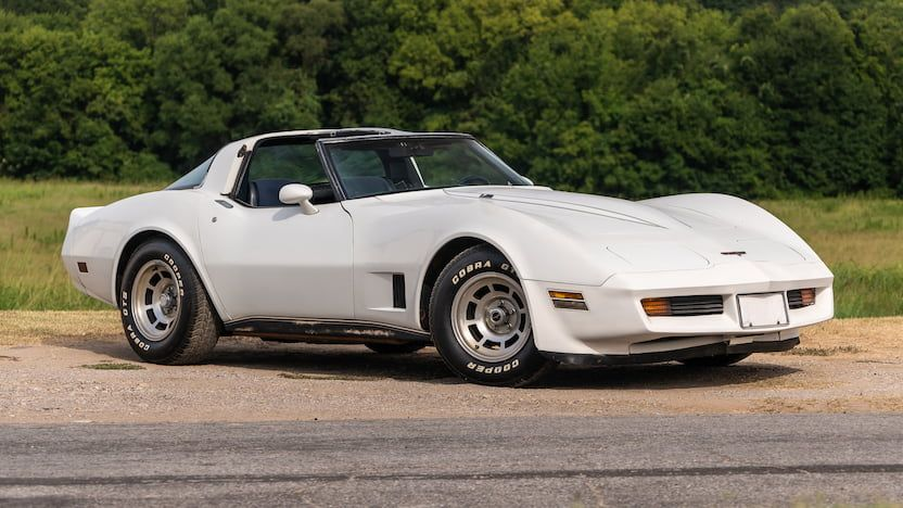 1978 Chevrolet Corvette Coupe T92 Dallas 2019 Chevrolet