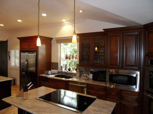 Complete Remodeled Kitchen Building A New Home Complete Kitchen Remodel Kitchen Remodel