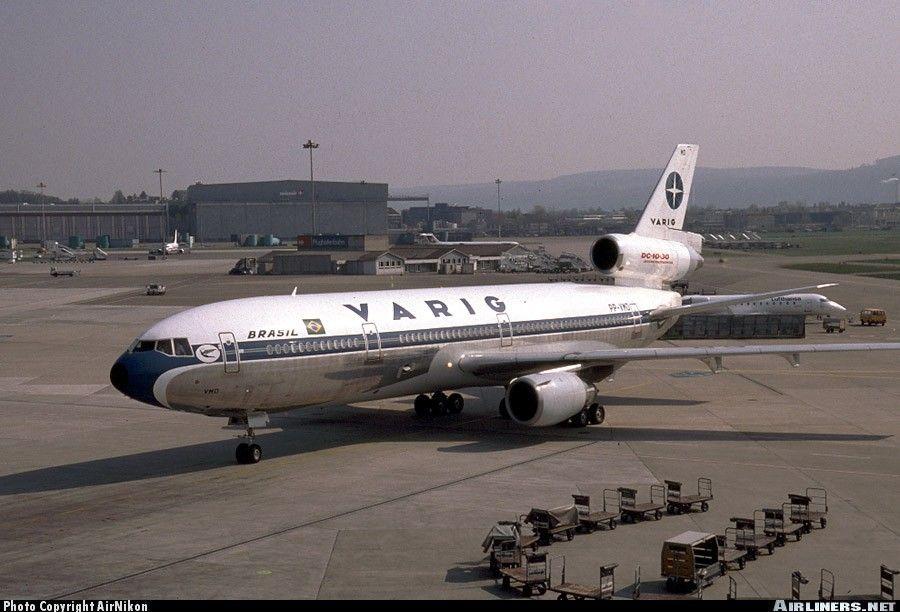 Varig - DC10