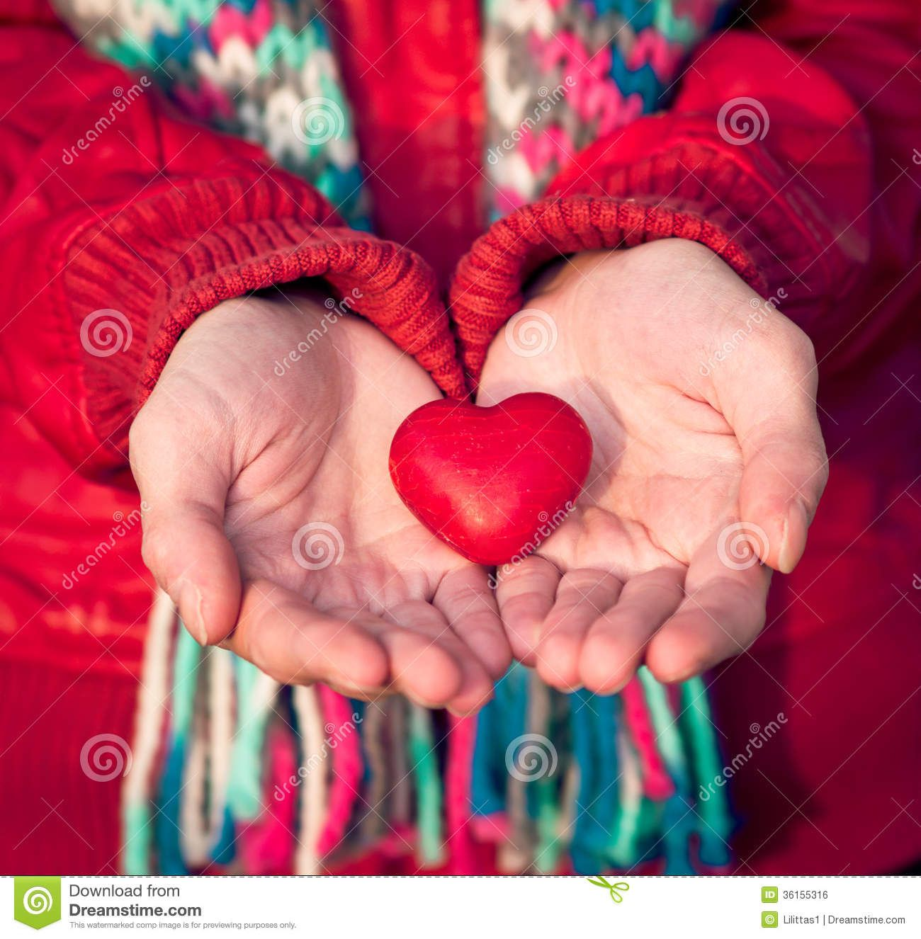Related image once upon a valentines fairtytale just tween 2 heart shape love symbol in woman hands stock photo image 36155778 buycottarizona Image collections