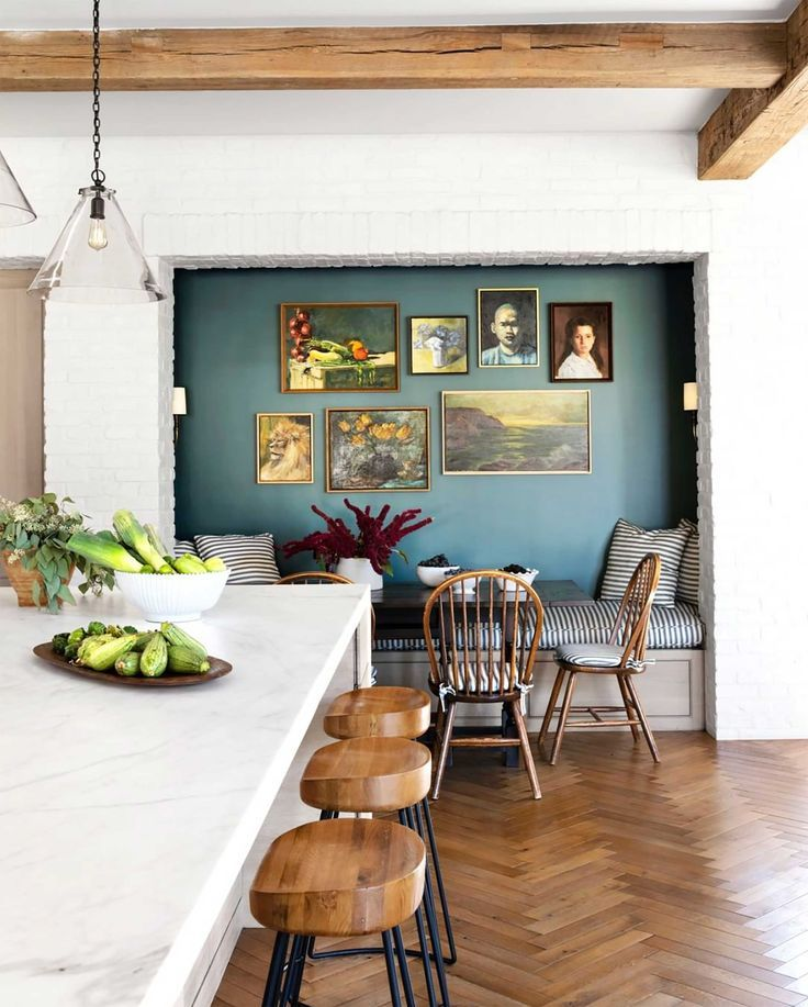 Accent Walls Are Cool Again (& Here's How to Get Them Right)