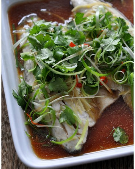 Photo of Chinese Style Steamed Fish