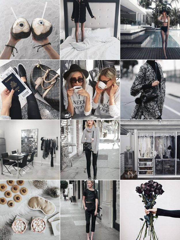 Aesthetic Instagram Account Ideas