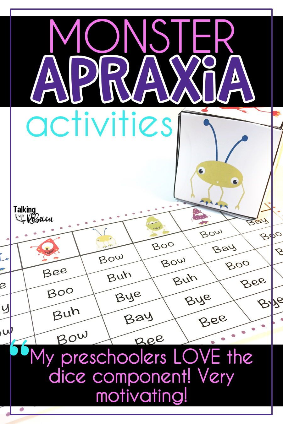 Childhood Apraxia Of Speech Therapy Activities From Flashcards To Games These Fun Mon Speech Therapy Activities Speech Activities Childhood Apraxia Of Speech