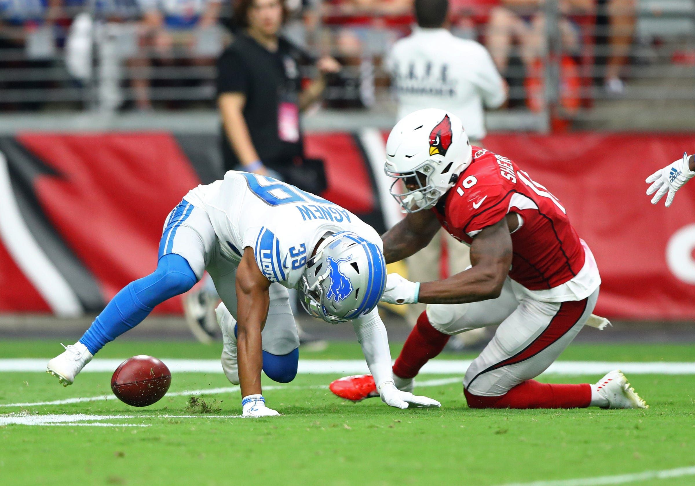 Detroit lions collapse late to tie opener fans melt down