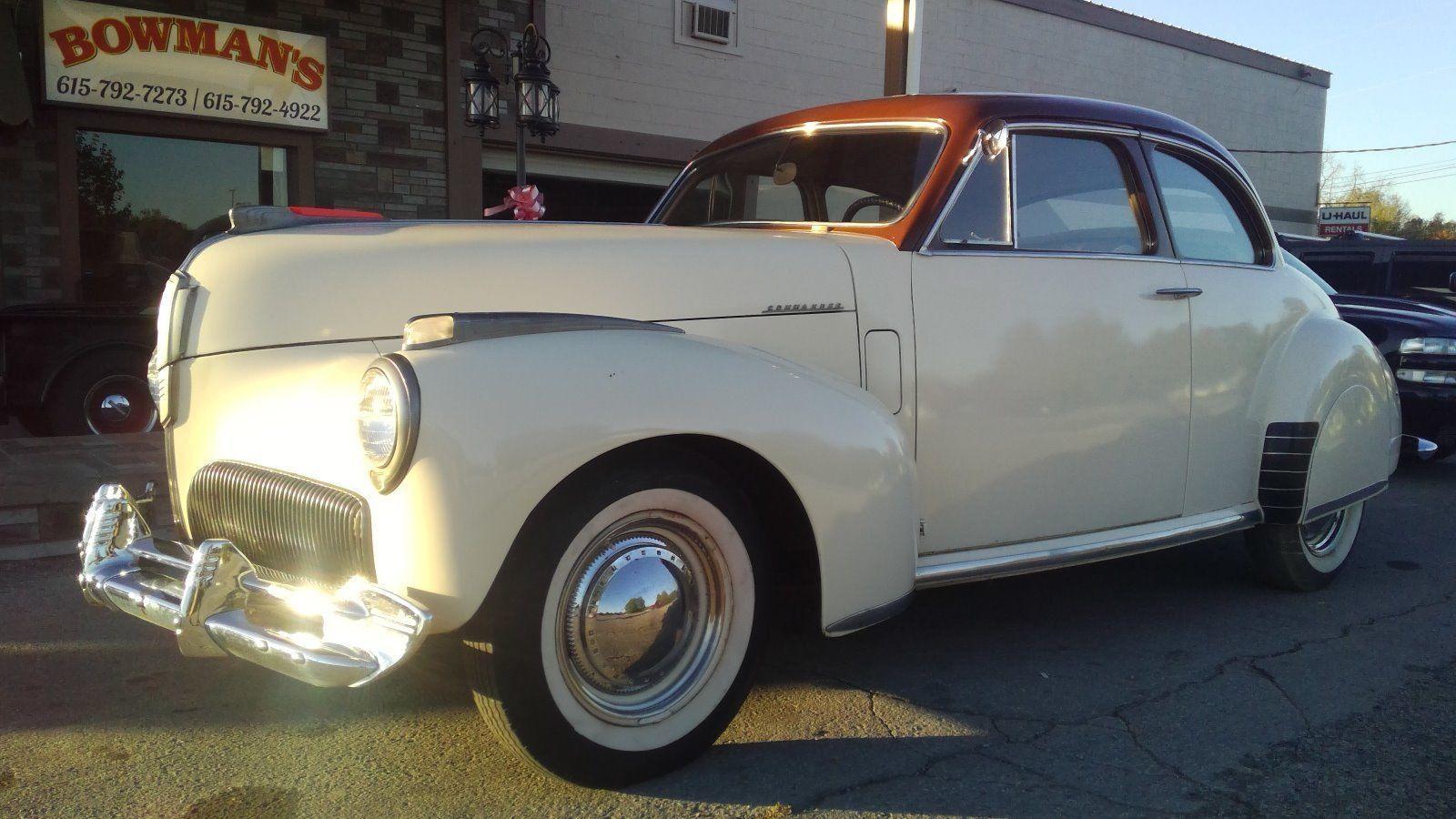 1941 Studebaker Commander 2 door coupe   eBay