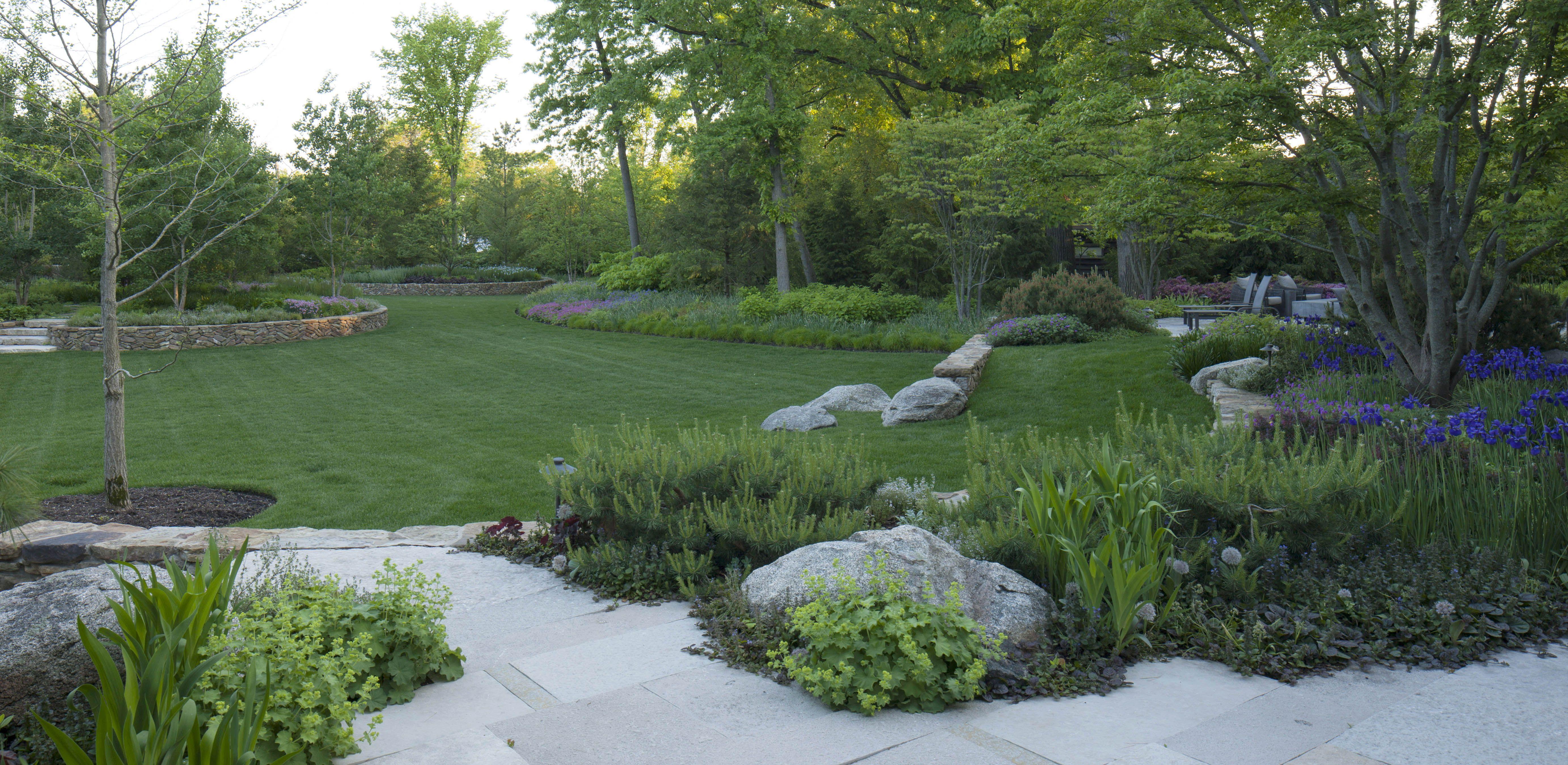 Hoerr schaudt landscape architects ideen rund ums haus for Hoerr schaudt landscape architects