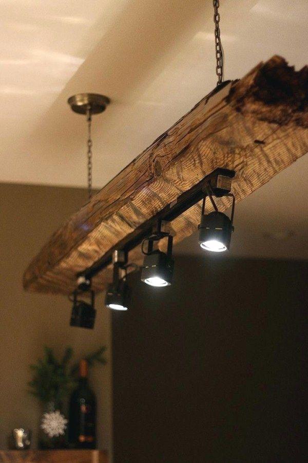 Creative Rustic Lighting Ideas images