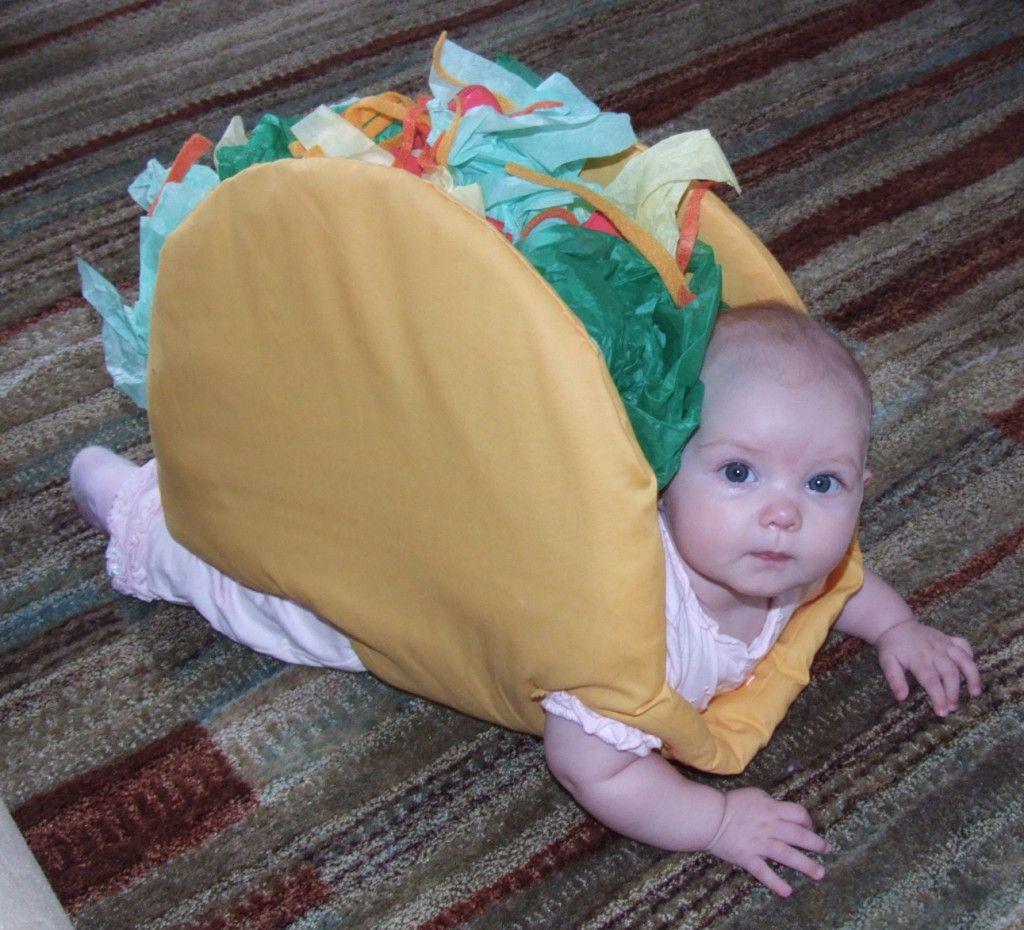 taco baby halloween costume halloween pinterest baby halloween costumes - Baby Grinch Halloween Costume