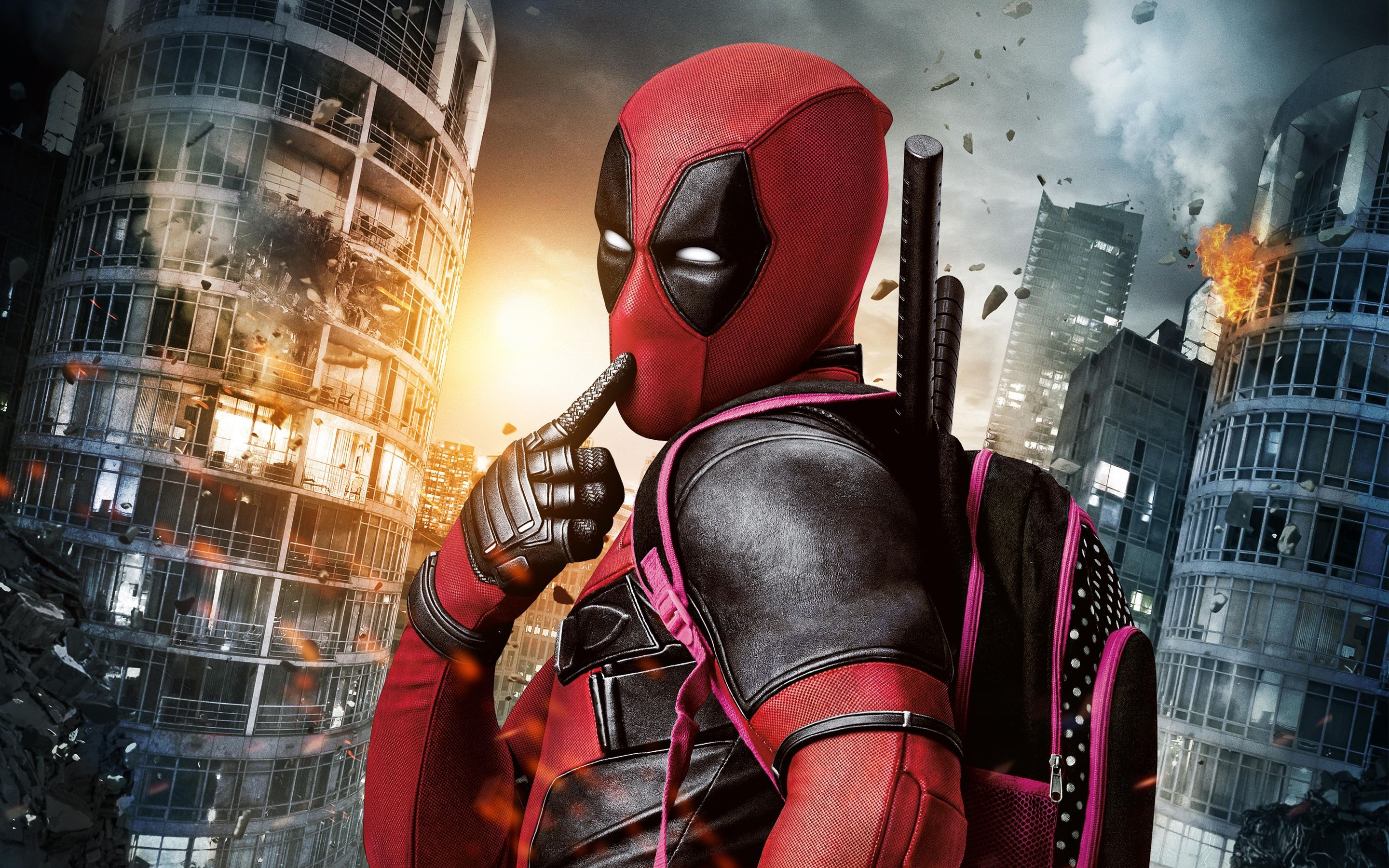 Deadpool Movie Wallpaper Marvel Deadpool Movie Wallpapers Hd