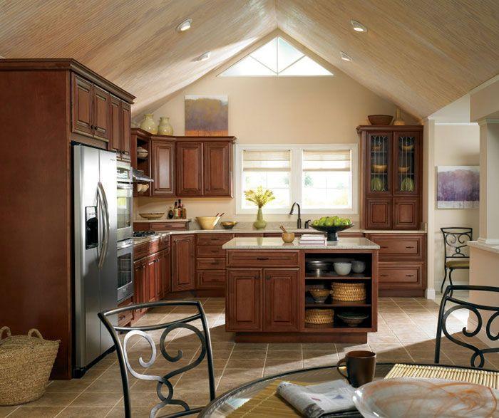 Galería de Diseño - Cocina Gabinetes De Color Y Acabado Fotos ...