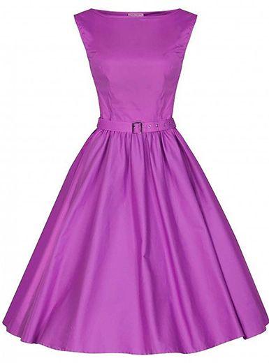 1248074273e Audrey Vintage 50 s Swing Party Rockabilly Dress - Midi