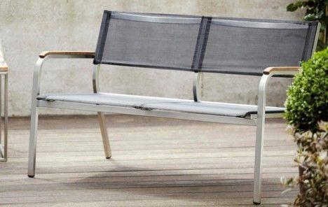 Outdoor-Lounge Gartenmöbel richtig pflegen Banks