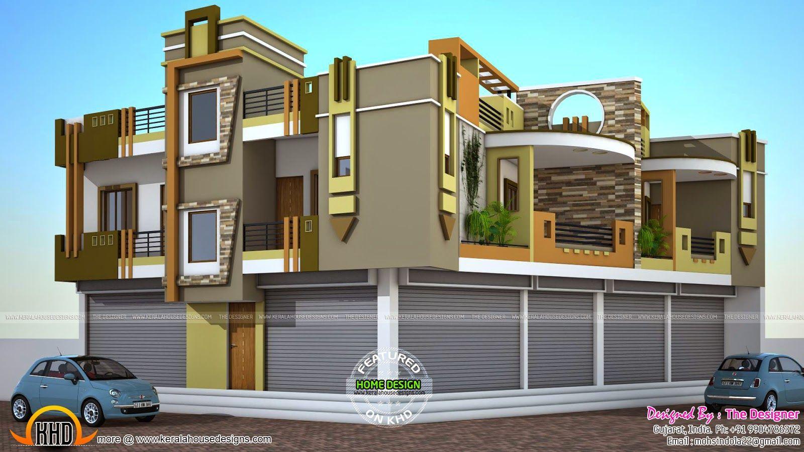 Etonnant ICYMI: Modern Single Story House Plans Uk | Hiqra | Pinterest | House Plans  Uk, House Front And Story House