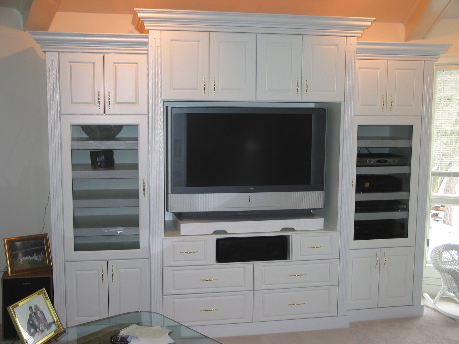 Entertainment Centers Entertainment centers Pinterest