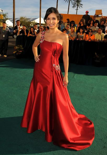 giselle blondet with this amazing red dress | Giselle Blondet ...