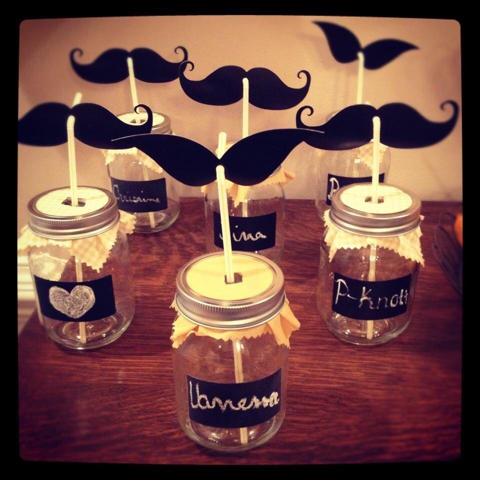 Mason jars  Favors  Pinterest