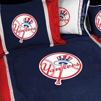 Buy it now MLB New York NY Yankees - 5pc BOYS BED IN A BAG ...
