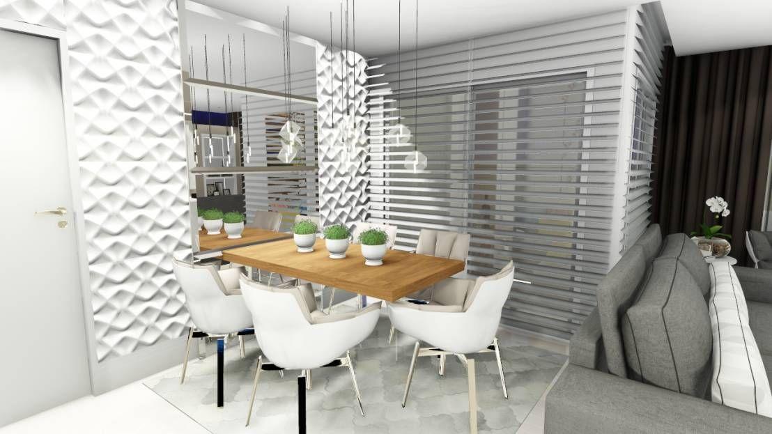 10 revestimientos en 3D que harán que tus paredes se vean ultra - tapices modernos