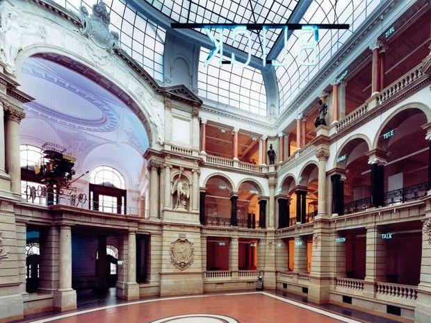 wazzup2!Museum für Kommunikation Berlin – Lichthof