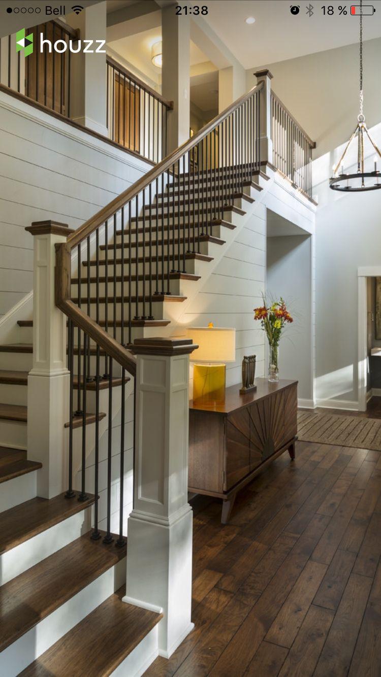 Descente d\'escalier | ESCALIER | Treppe haus, Haus et Haus projekte