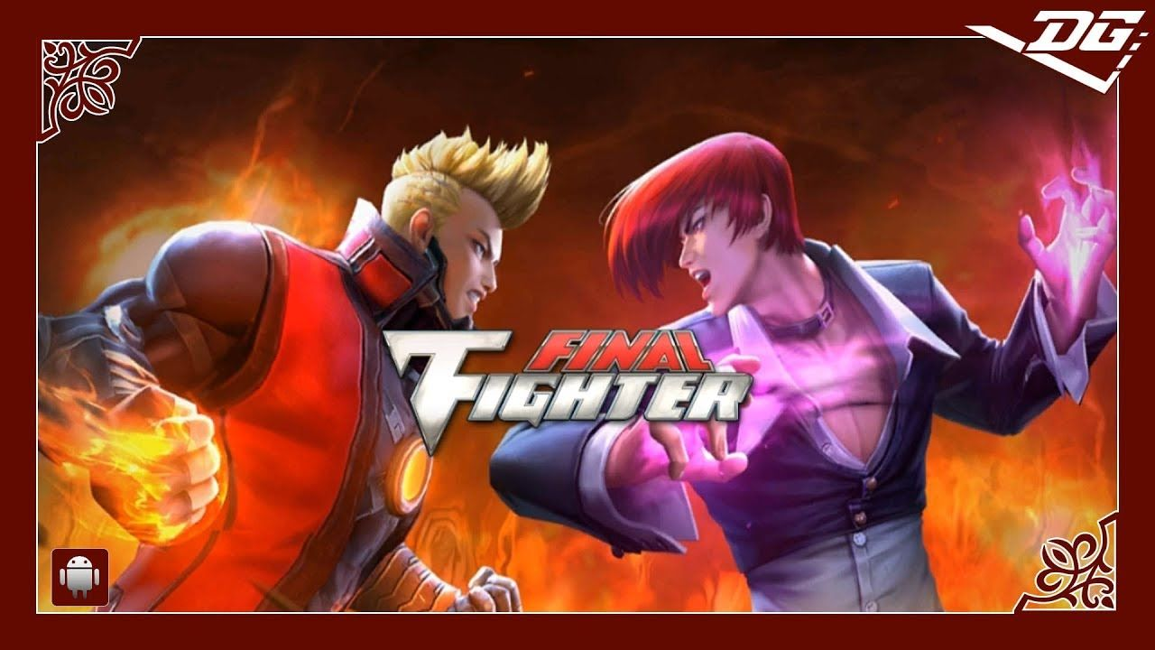 Final Fighter Snk Tencent Android Gameplay ᴴᴰ