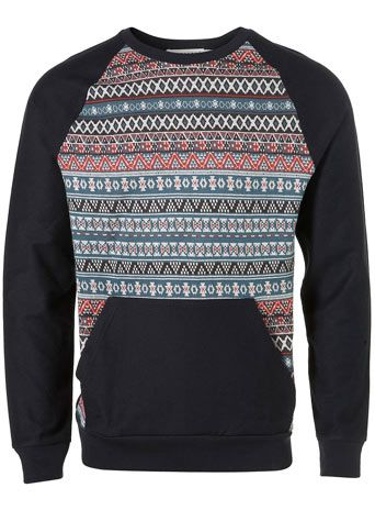 Topman Fair Isle... Yes I like guys' clothes, looking and wearing ...