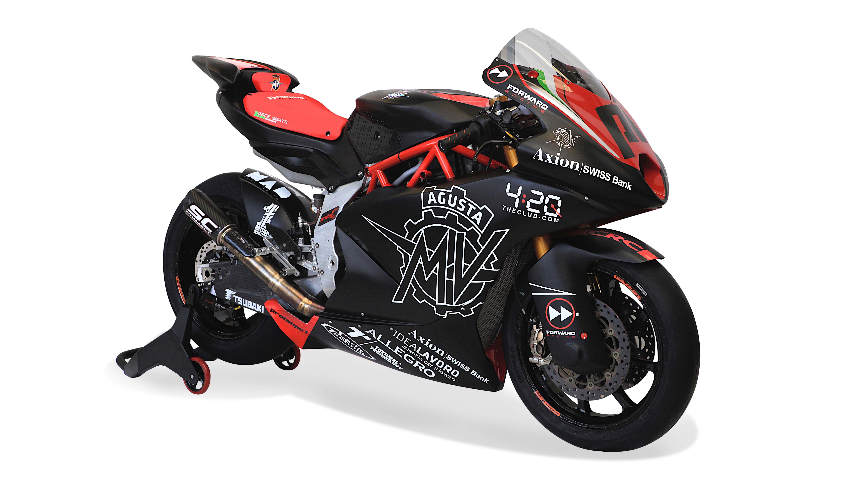 2019 Mv Agusta Moto2 Race Bike 5k Mv Agusta Racing Bikes Grand
