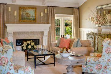 Montecito california beach style living room santa barbara by debra lynn henno design also rh pinterest