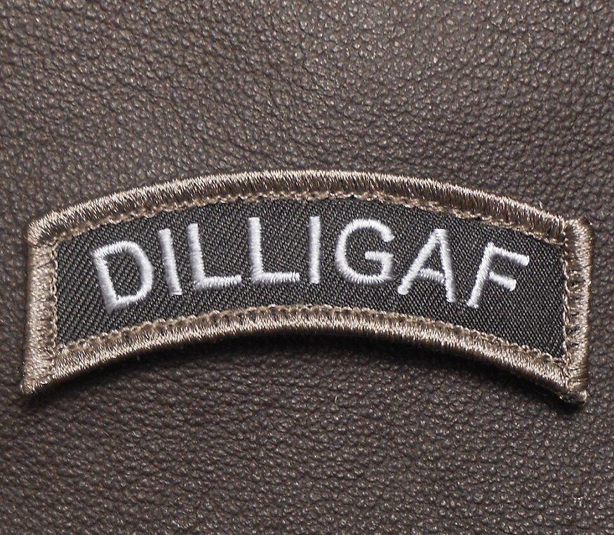 DILLIGAF - Do I look like I give a f#%K?