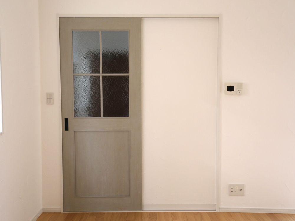 Lixil ファミリーラインパレット片引き戸 Cm9 室内ドア おしゃれ