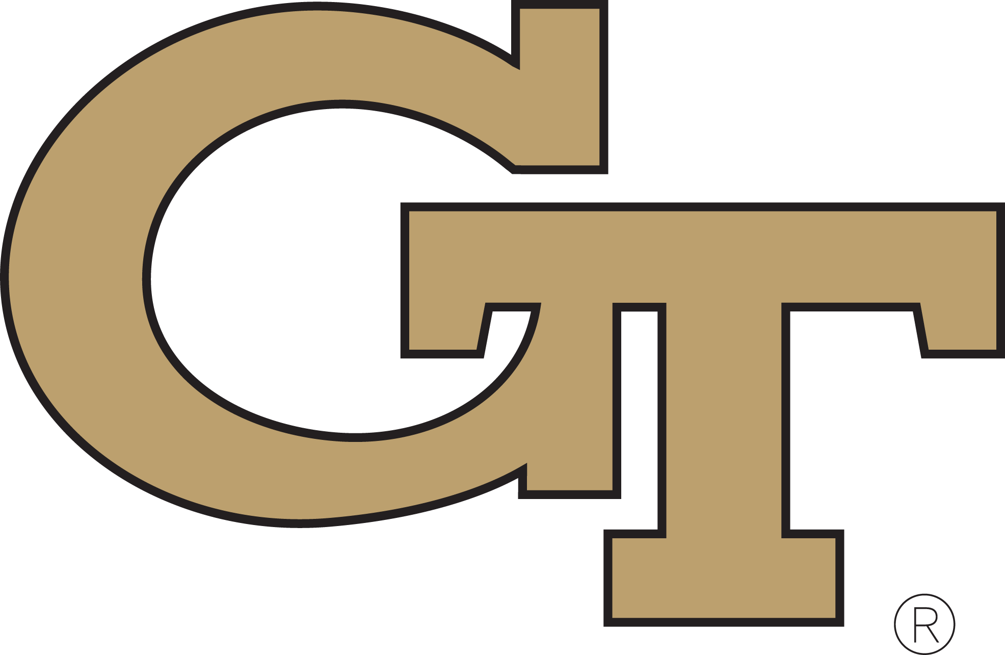 gt logo georgia tech yellow jackets football soccer logos rh pinterest co uk georgia tech logo font georgia tech logo download