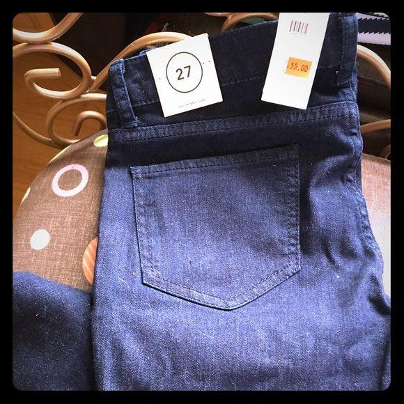 Dark  Jeans, Kate Spade. Dark jeans kate spade Jeans Straight Leg