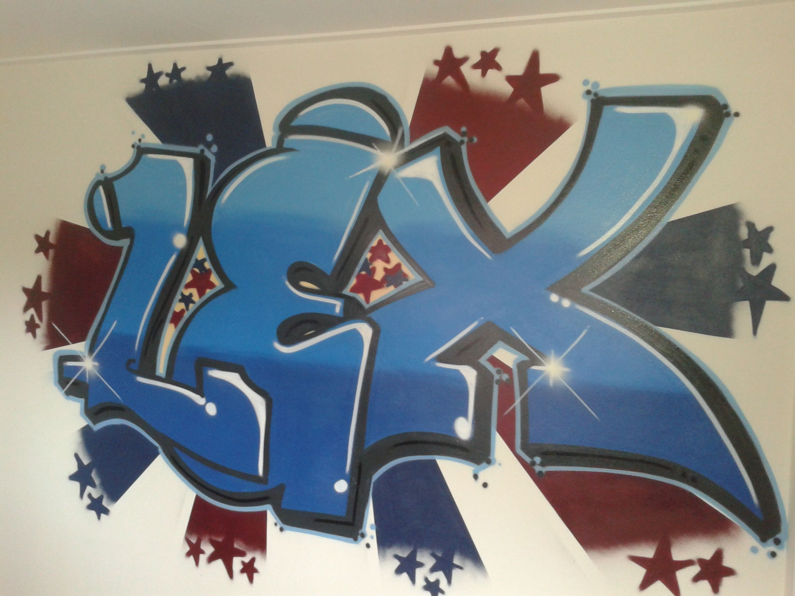 Graffiti Slaapkamer Muur : Muur archieven mr graffiti