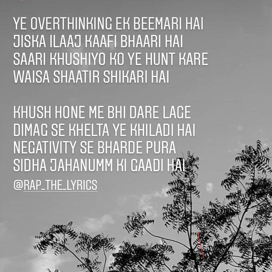 how to write rap lyrics in hindi