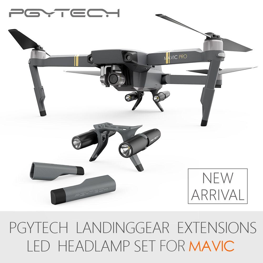 PGYTECH NEW Extended Landing Gear Leg