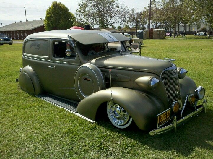 1937 Chevy Sedan Delivery Panel Trucks Sedan Delivery