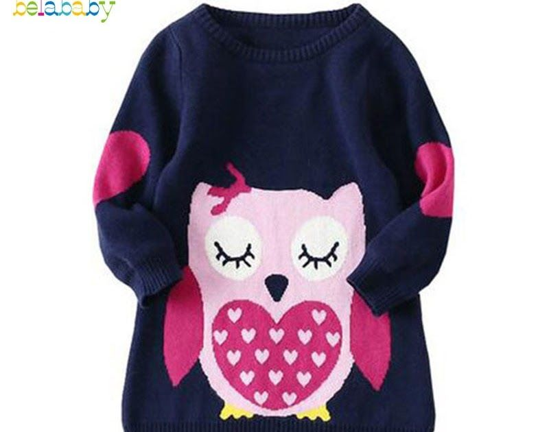 9d4049e08 Hot Offer Belababy Brands Baby Girls Sweaters Winter 2019 New Girl ...