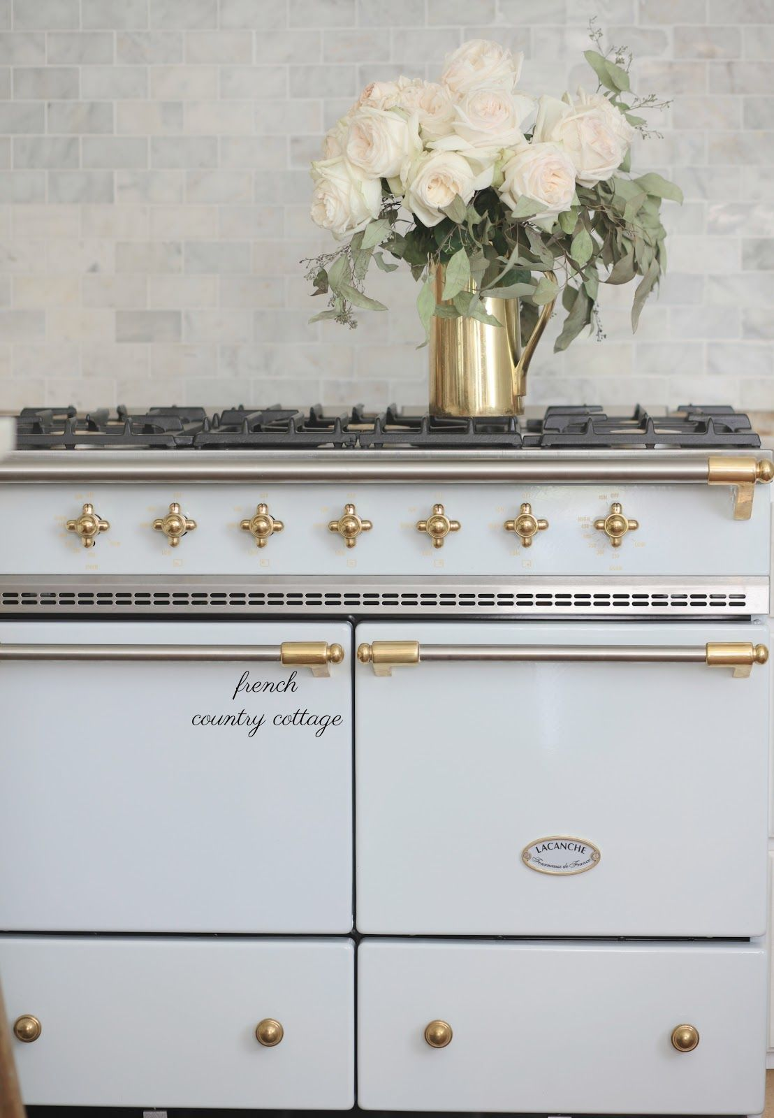 Photo of A new love~ my French Lacanche range