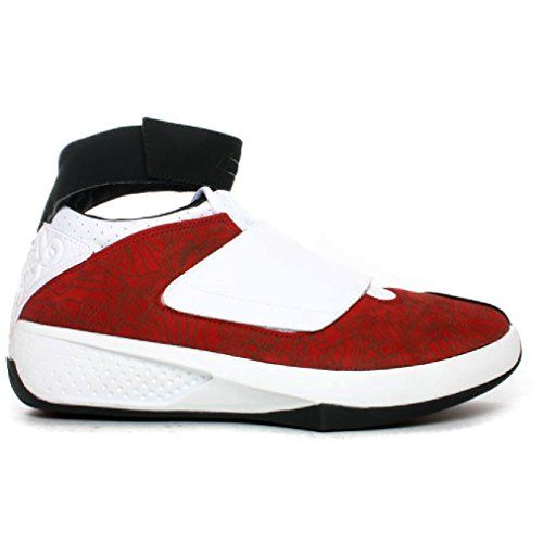 new concept f439d dca41 Air Jordan XX 20 Midwest Red White Black 310455-102 US Size 10 (Aging