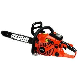 Echo 18 In 40 2cc Gas 2 Stroke Cycle Chainsaw In 2019