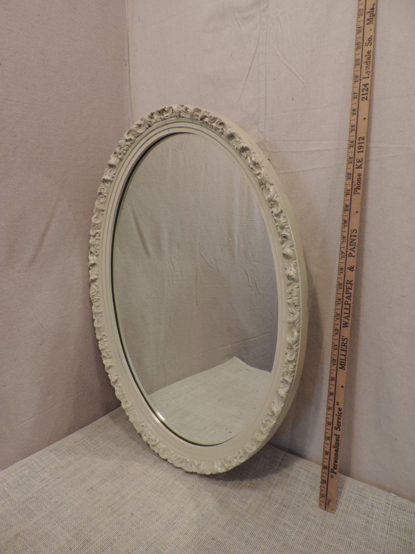 Oval Mirror Medicine Cabinet Medicine Cabinet And Mirror Vintage Bathroom Decor Vintage Oval