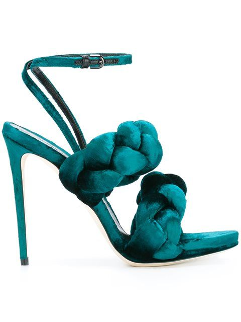 5124cde70975 MARCO DE VINCENZO braided sandals.  marcodevincenzo  shoes  sandals ...