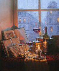 Rainy Days and Mondays- Alexei Butirskiy