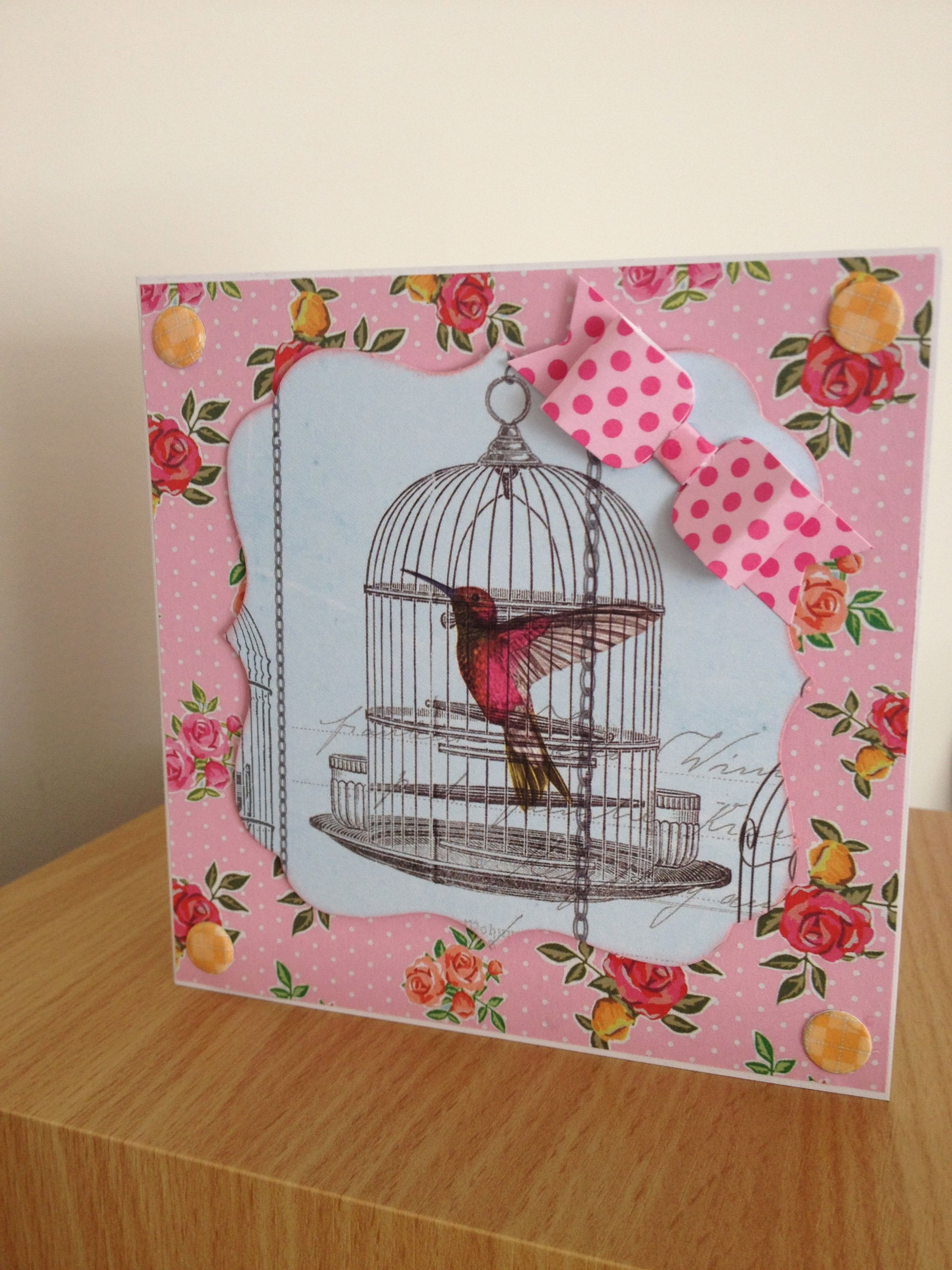 Made with Craftwork Cards paper.