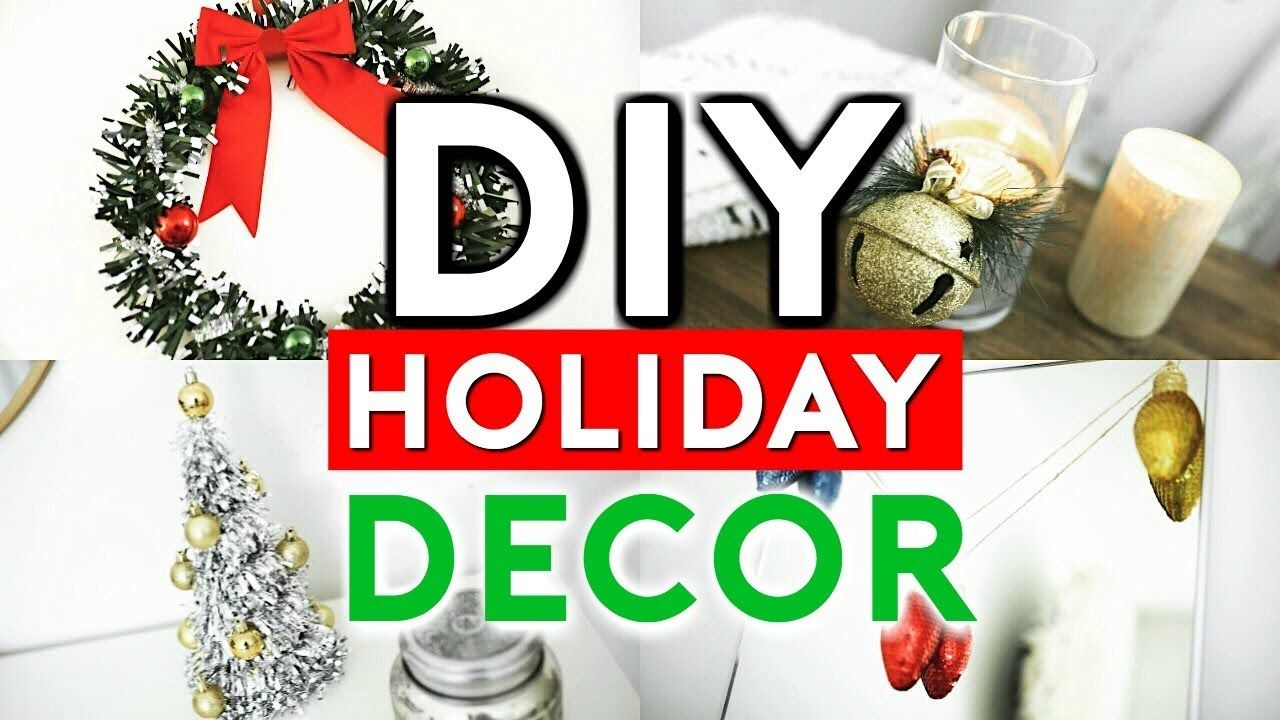 Fine Diy Holiday Room Decor Cheap Simple For 1 Diy Room Download Free Architecture Designs Scobabritishbridgeorg