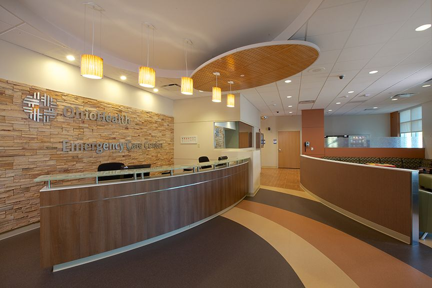 The Emergency Care Center at the OhioHealth Westerville