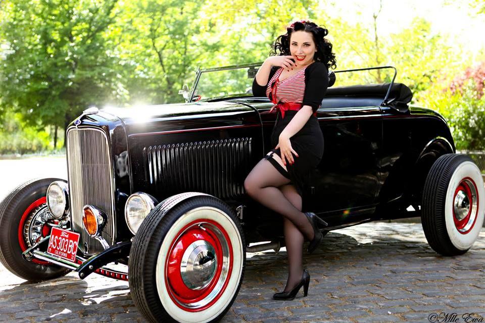 hotrod girls hotrod pinup check more here http hotrod the way i like. Black Bedroom Furniture Sets. Home Design Ideas