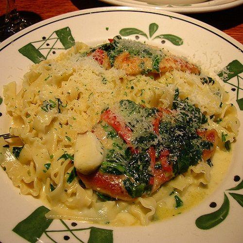 Photo of Olive Garden Tuscan Garlic Chicken Recipe – Secret Copycat Restaurant Recipes